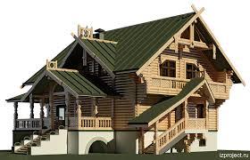 Страница из Архитектор Илья Сибиряков проектирование  Проект деревянного дома в русском стиле