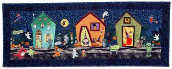 Halloween and Autumn Quilt Patterns | Quilters Newsletter & Halloween Street Adamdwight.com