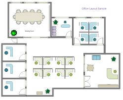 free office samples office floor plan software