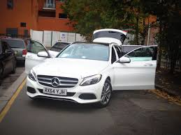 mercedes benz c class 2014 white. mercedes benz c class estate open doors 2014 white