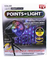 As Seen On Tv Led Lightshow Points Of Light Christmas Lightshow Points Of Light Projector With 400 Lights
