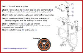 delta diamond seal faucets and repair parts ideas of