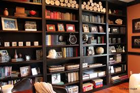 home office bookshelves. Exquisite How To Decorate Bookshelves Property And Home Office Gallery By Decorate%2BBookshelves