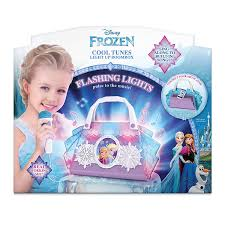 Frozen Light Up Boombox Disney Ekids Fr 115 Frozen Cool Tunes Light Up Boom Box Bag