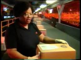 Fedex Sort Observation Reading Rainbow Segment How Fedex Sort Their Packages And Process