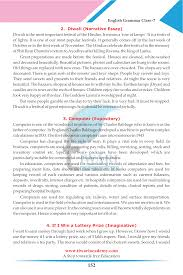 cl 7 english grammar chapter 28