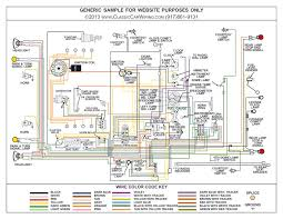 1956 ford car color wiring diagram classiccarwiring 1956 ford car wiring diagram at 1956 Ford Car Wiring Diagram