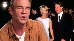 """Nahm täglich Kokain"""" - Dennis Quaid verkraftete Erfolg von Meg Ryan nicht"""