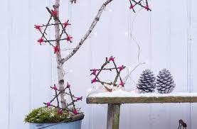 Weihnachtsdeko Aus Der Natur Mit Kindern Basteln