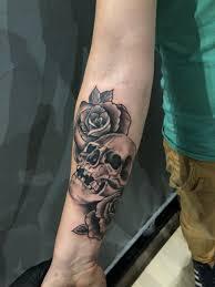 обучение тату курсы художественной татуировки в школе салона тату