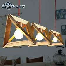 wooden light fixtures incredible com creative co op metal and wood chandelier 15 75 square for 5
