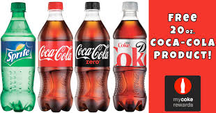 How To Get Free Coke From Vending Machine Magnificent My Coke Rewards FREE 48oz CocaCola When You Add My Coke Rewards To