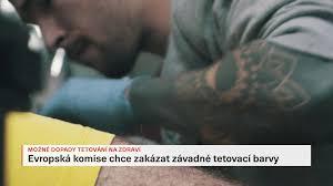 Evropská Komise Pátrá Po Složení Tetovacích Inkoustů Omezí Ty