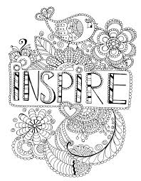 Find more coloring page with words printable pictures from our search. Pin By D Michelle Adams On Inspirational Coloring Inspirational Coloring Books Stress Relieving Patterns Mandala Coloring Pages Cute Coloring Pages Coloring Pages