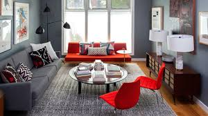 Living Room Designes Best 48 Beautiful Red Sofas In The Living Room Home Design Lover