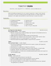 Writing Formats Examples Cv Inspirational Best Samples Of Word Good