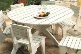 rustic patio table round wood outdoor table perfect wood design of wood patio dining set exterior