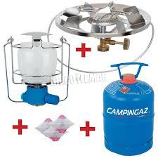 Kit Lamp Lumogaz R Pz Rs 900 Camping Kitchen Refillable Gas R 901 S 3 Shirts Gampingaz
