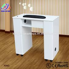 beauty nail art table lamp nail salon table nail table with exhaust fan