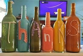 Ideas To Decorate Wine Bottles upcycled wine bottles Life Pinterest Empty wine bottles 89