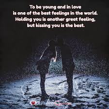 Quotes About Young Love Inspiration 48 Sweet Love Quotes For Young Lovers