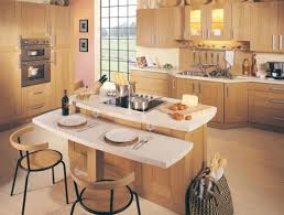 Kitchen Island Types - cooking and dining