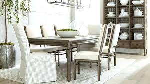 dining table peninsula rectangular round copper care