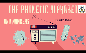 Keep a varied number of sources such as magazine and photocopies, so that you will always have something new to analyse with the symbols and put them to good use. Eo M129 01 Recite The Phonetic Alphabet And Numbers 504 Rcacs Online Training
