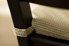 custom seat cushions chica and chair cushion tie canvas folding chairs sun lounger grey rattan blue