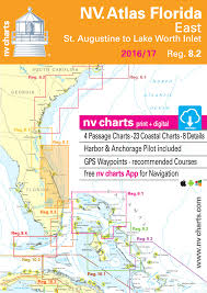 Tide Chart Florida East Coast Nv Charts Reg 8 2 Florida East