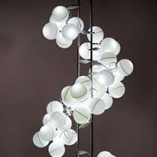 artsy lighting. Another Artsy But Very Cool Light Assembled From Ping Pong Balls And Can Be Ordered In Lighting