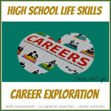 Career exploration games for teens