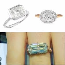 Top Engagement Ring Designers 2017 Nontraditional Engagement Ring Designs Ideas From Lauren B