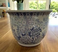 pots hand painted flower pot