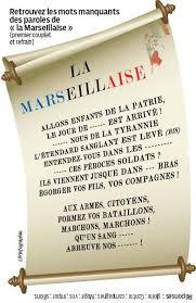 La Marseillaise (Claude Joseph Rouget de Lisle)