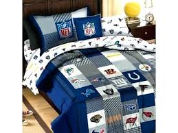 nfl bed sets comforter set football league teams twin bedding king size comforters team