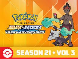 Watch Pokémon the Series: Sun & Moon - Ultra Adventures