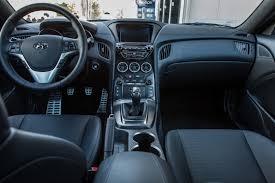 hyundai genesis 2014. Beautiful Hyundai 2014 Hyundai Genesis Coupe Inside