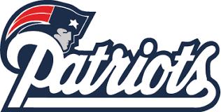 Wandtattoo Logo Patriots - TenStickers