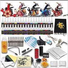 Professional Complete Tattoo Kit 5 Top