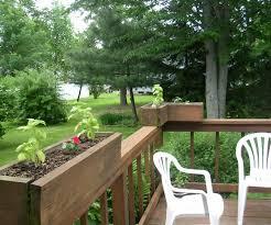 balcony planter home depot balcony vegetable gardening balcony railing planter pots railing planters for decks lowe s