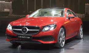 mercedes benz a klasse 2018. simple 2018 the 2018 mercedesbenz eclass coupe 48 inches longer and 29  wider than the 2017 model features long flat led taillights that illuminate from  in mercedes benz a klasse