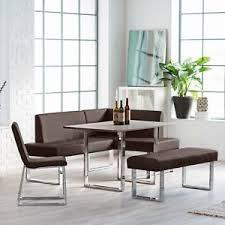 eating nook furniture. Image Is Loading Corner-Breakfast-Nook-Table-Set-Furniture-Bench-Modern- Eating Nook Furniture H