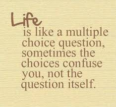 Confusion In Life Quotes With Image