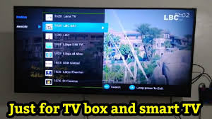 Phantom TV apk best version just for TV box and smart TV - YouTube