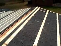Image result for preparing to lay a new roof