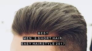 Mens Short Hairstyle Best New Hair Low Fade Easy Hairstyle