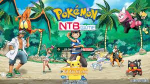 Pokemon NTB Việt Hóa tặng VIP14 - NTB Game