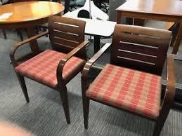 Ebay office furniture used Studio7creative Image Is Loading Lotof4guestlobbychairbyhaworth Ebay Lot Of Guest Lobby Chair By Haworth Office Furniture Wcherry