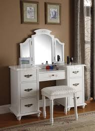 gorgeous makeup vanity table canada with vanity desk with mirror canada vanities decoration